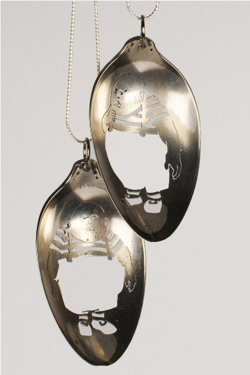 Jewelry From Antique Spoons