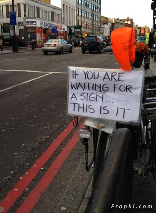 Funny Signs that Will Make You Smile