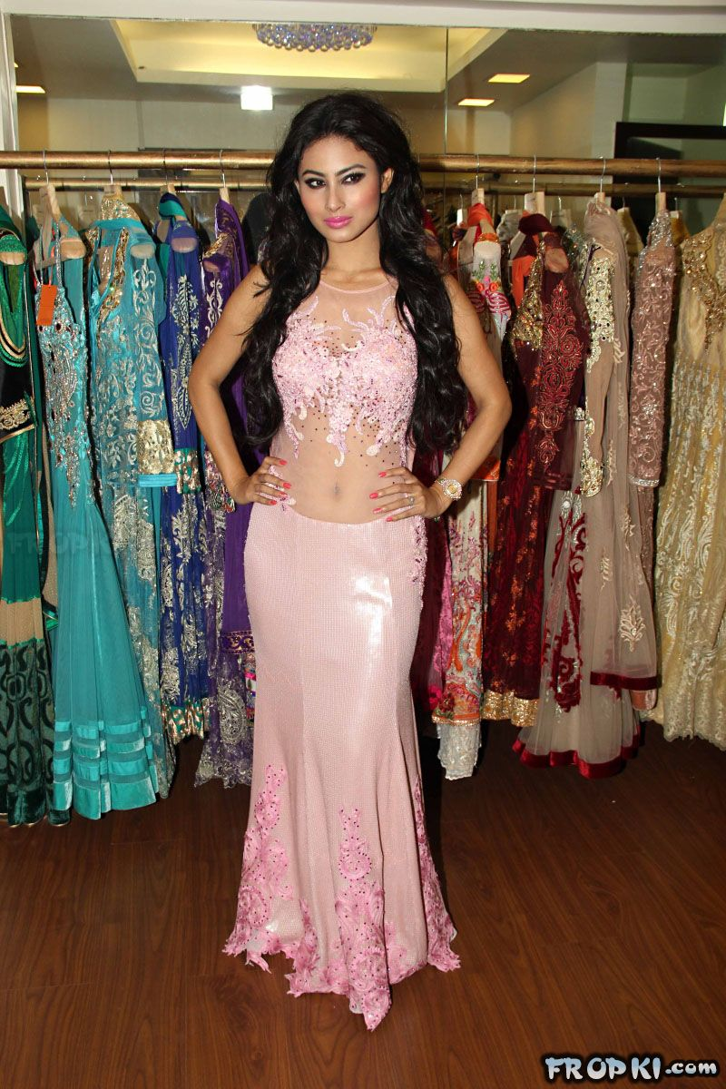 Mouni Rohit Verma Collection Launch