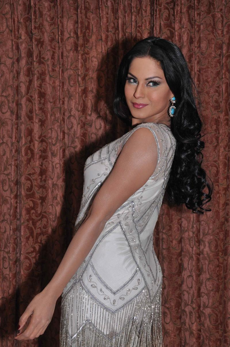 Veena Malik at The City That Never Sleeps Event