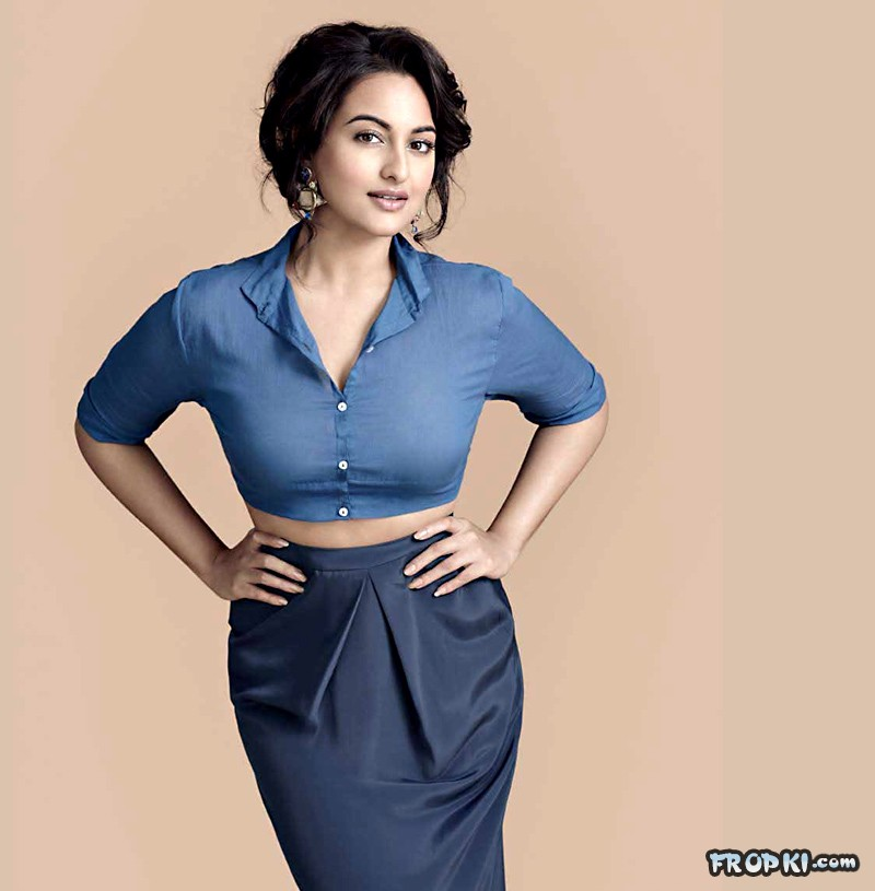 Sonakshi Sinha Photoshoot for New Advertisement