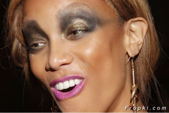 The Worst Makeup Fails Of All Time