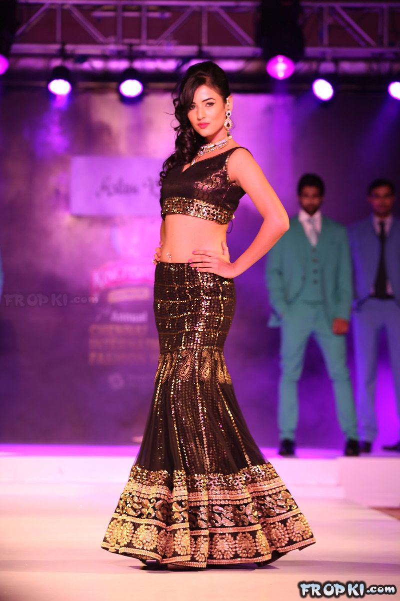 Bombay Jewellery Show Ramp