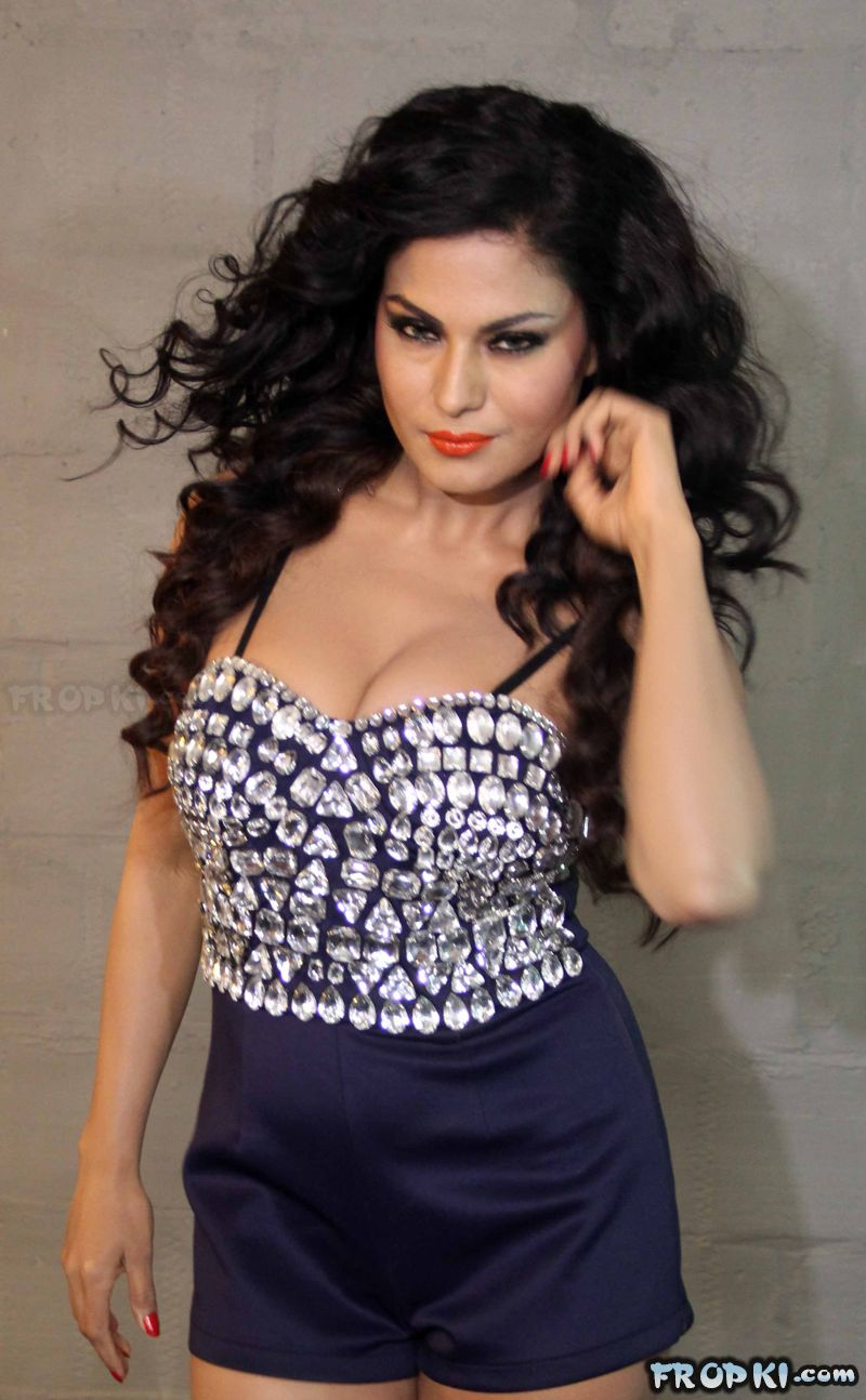 Veena Malik's New Spicy Photo Shoot