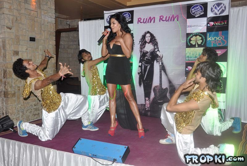 Veena Malik Launch Music Album Rum Rum