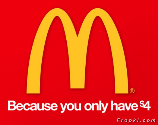 If Companies Had Honest Slogans