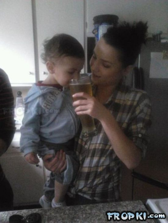 Babies Act Like Me When I'm Drunk