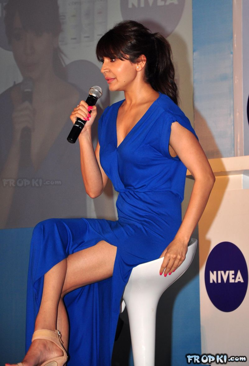 Anushka Sharma Launch NIVEA Flaunt