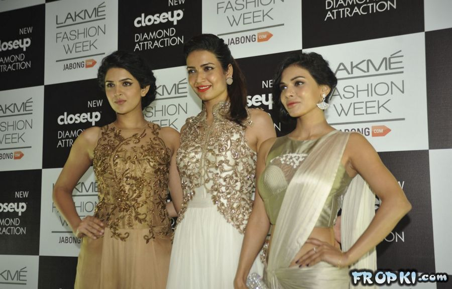 Grand Finale of LFW Winter-Festive 2014
