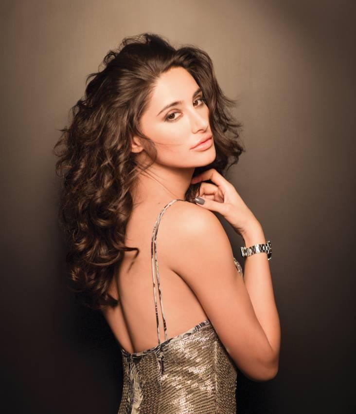 Nargis Fakhri Photoshoot Stills For L'Officiel Magazine