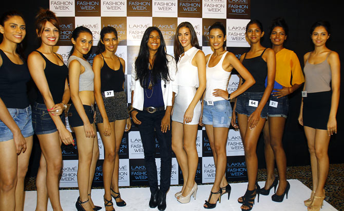 What it takes to be a Lakme Model?