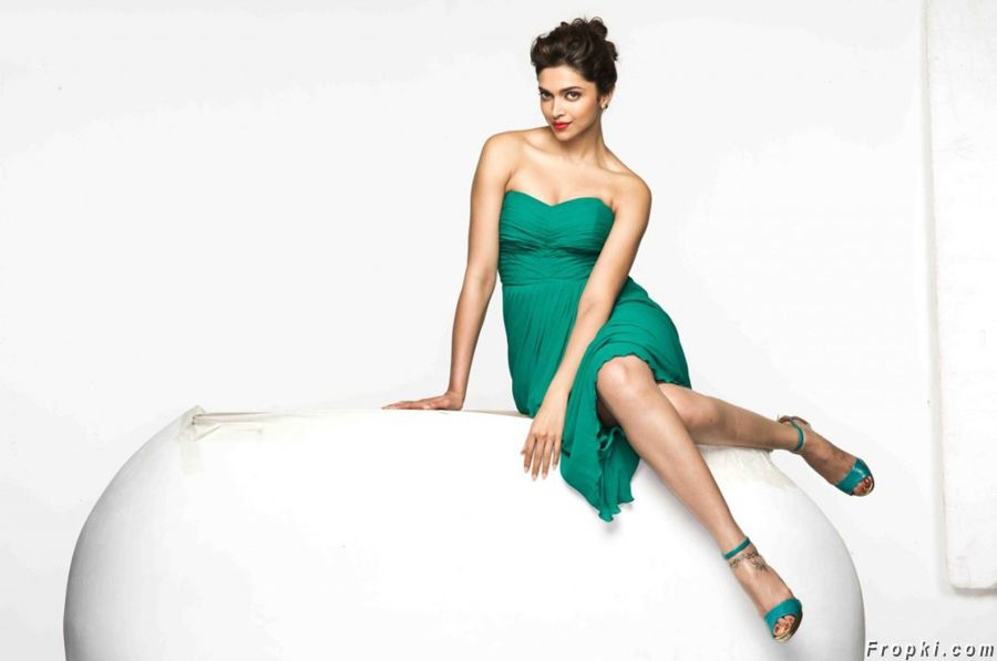 Deepika Padukone New Fiama Di Wills Photoshoot