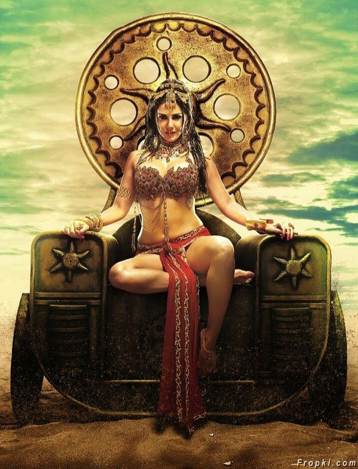 Sunny Leone's 'Leela' First Look Poster