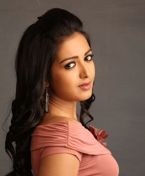 Actress Catherine Tresa In Traditional Attire