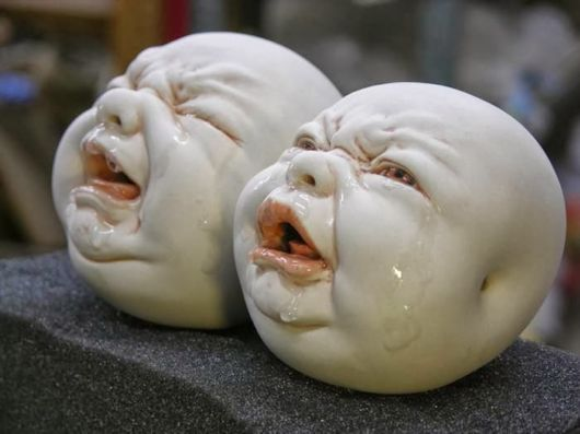 Creative Ceramic Expressions By Johnson Tsang
