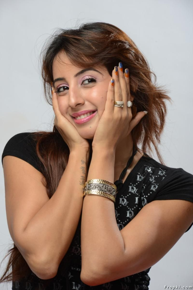 Sanjana Latest Hot Photo Shoot