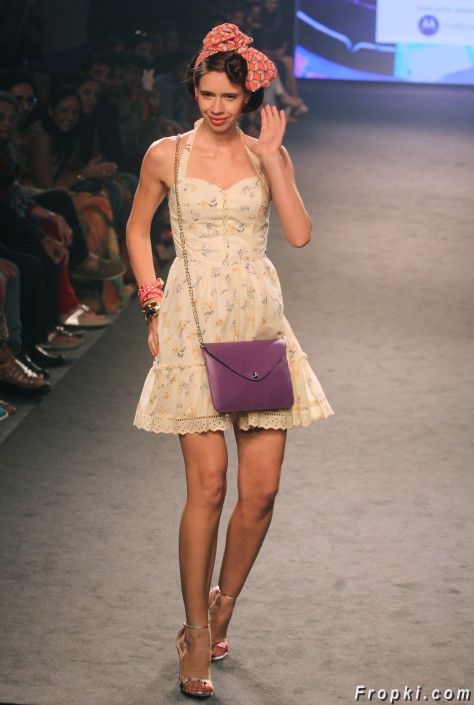 Kalki Koechlin for Ami Patel at Myntra Fashion