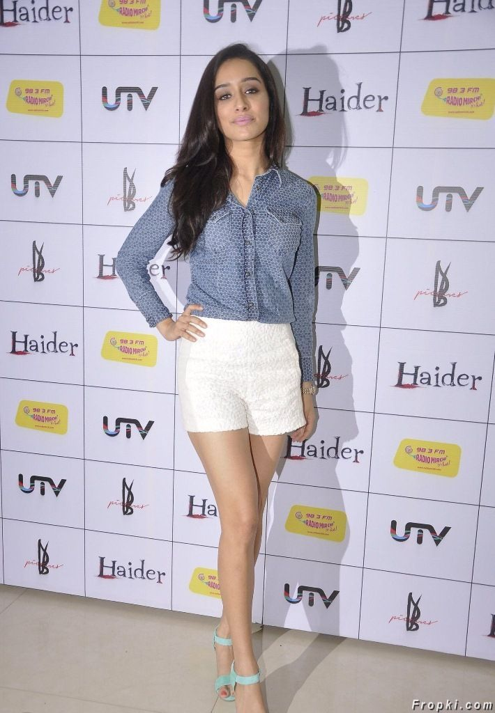 Shraddha Kapoor At Haider Music Launch