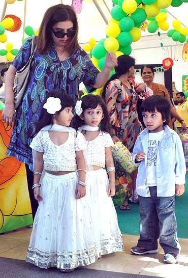 Malaika, Lara, Shilpa: How off-duty star mums spend time?