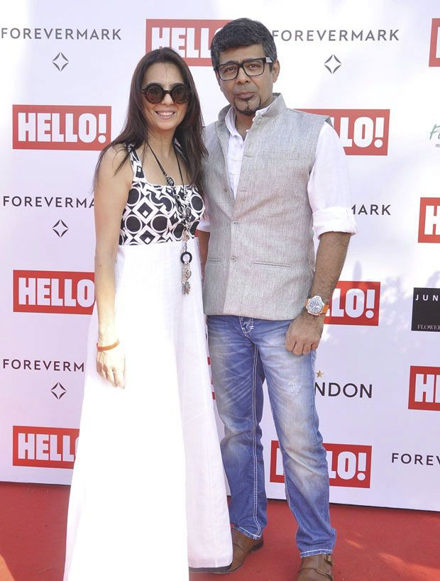 Ileana D'cruz at The Hello! Classic Cup 2015