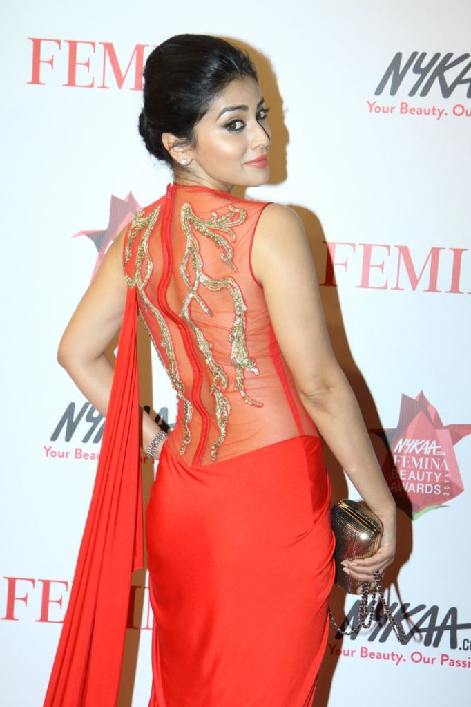 Shriya Saran at Femina Beauty Awards