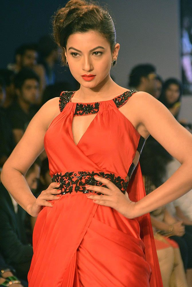 Shriya, Gauhar, Lisa turn on the heat