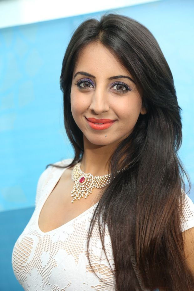 Sanjjanaa at The Sapphire Spa Photos
