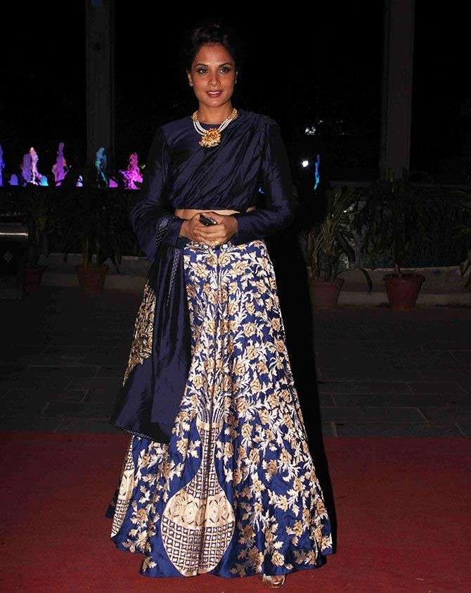 Sunny Leone, Jacqueline go GLAM at wedding reception