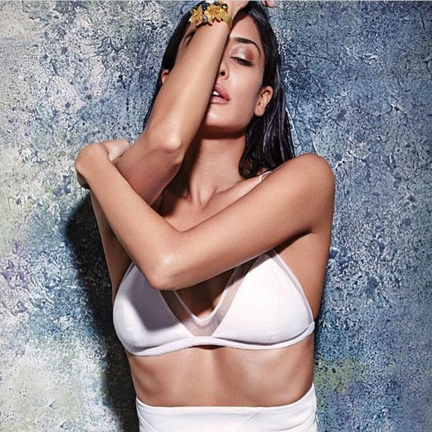 Lisa Haydon Photoshoot for Filmfare