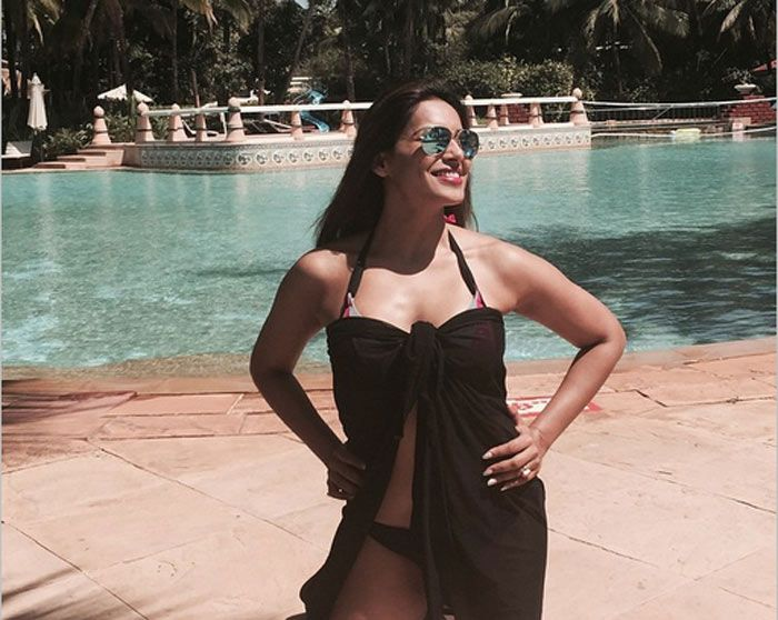 Bipasha Basu on holiday in Goa, shares bikini picture