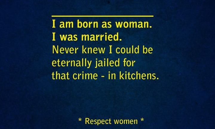 Women Liberation Quotes