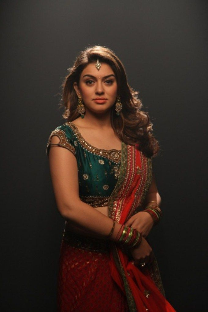 Hansika Motwani Photoshoot for Romeo Juliet Movie