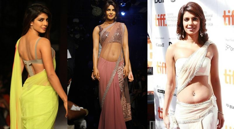 10 Bollywood Actresses Who Look Beautiful In Saree Celebrity Gossips Fropky Com