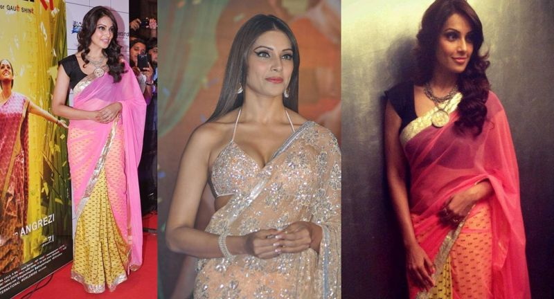 10 Bollywood Actresses Who Look Beautiful In Saree