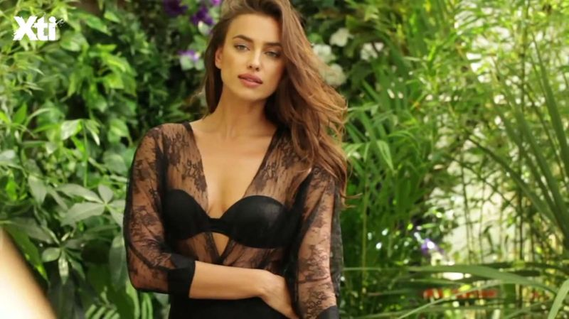 Irina Shayk - Xti Collection 2015