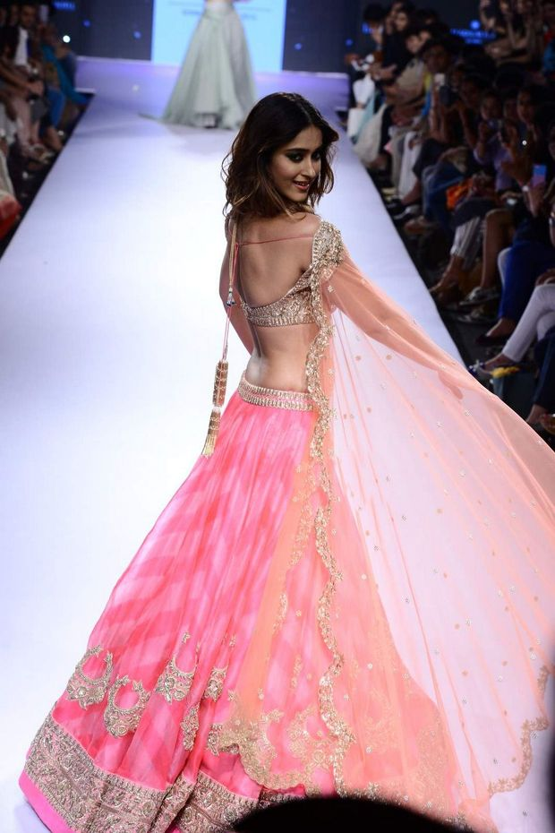 Ileana at Lakme Fashion week Summer Resort