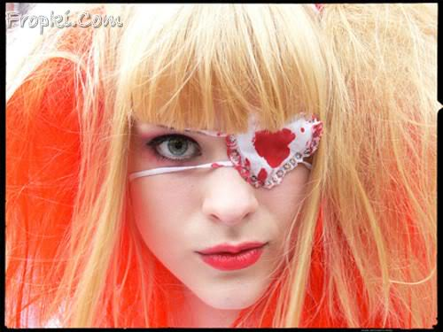 Cosplayers's Eyes