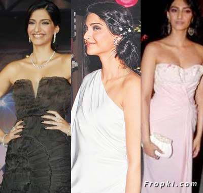 Bollywood's short hairdos