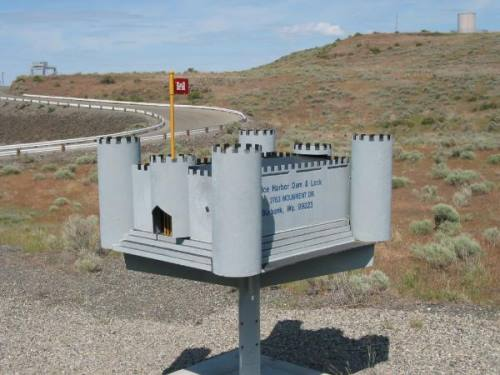 Funny Mailboxes
