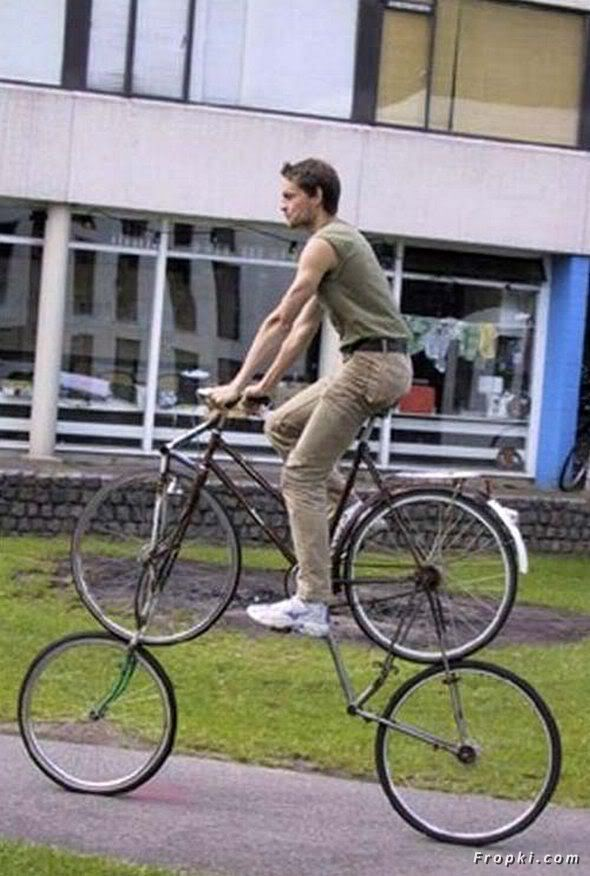 10 Craziest Bikes in the World