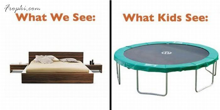 The Difference Between Kids and Adults