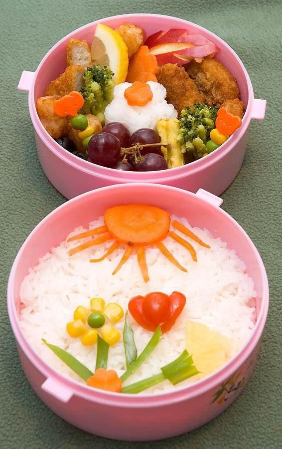 Creativity and Playfulness with Food