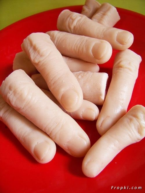 Finger Soaps - Would you use them?