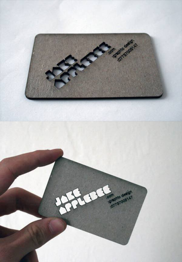 Innovative Business Cards
