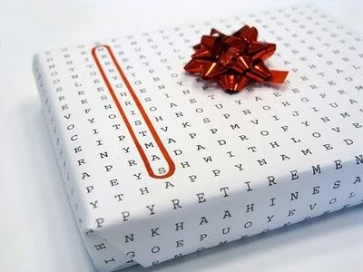 Universal Gift Wrapping Paper