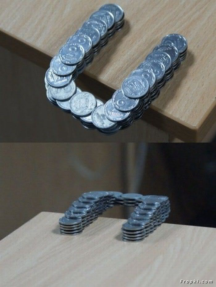 Creative Coin Buildings