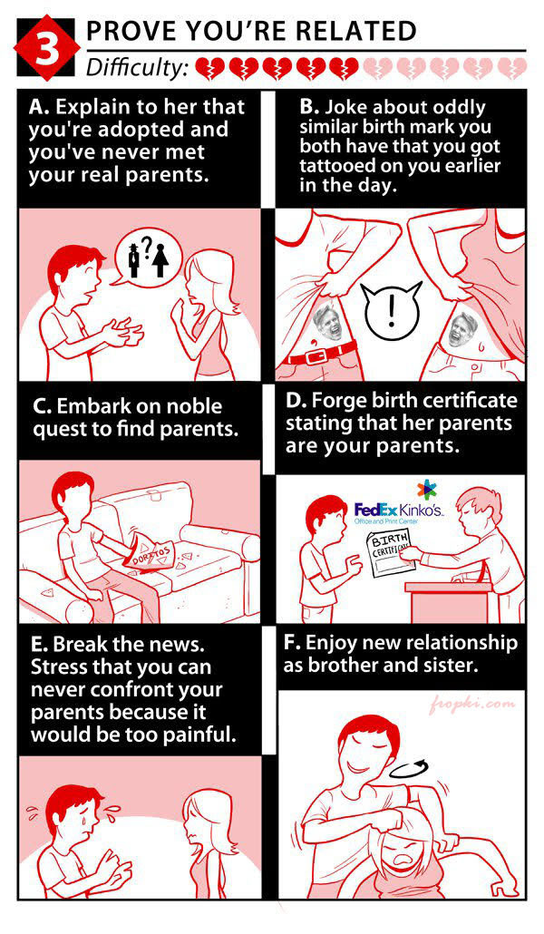 5 Funny Ways to Break Up with Your Girlfriend - Page 3