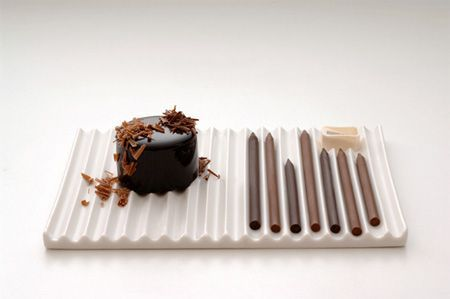 30 Edible gadgets made from chocolate