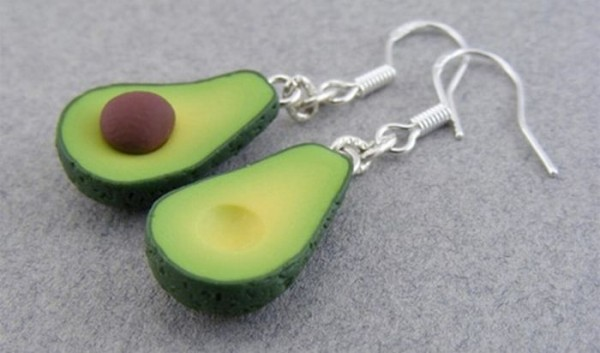 Jewellery designed by a Food Lover