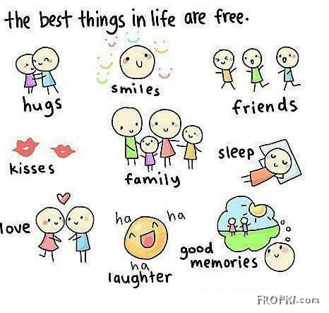 All Best things in Life are Free